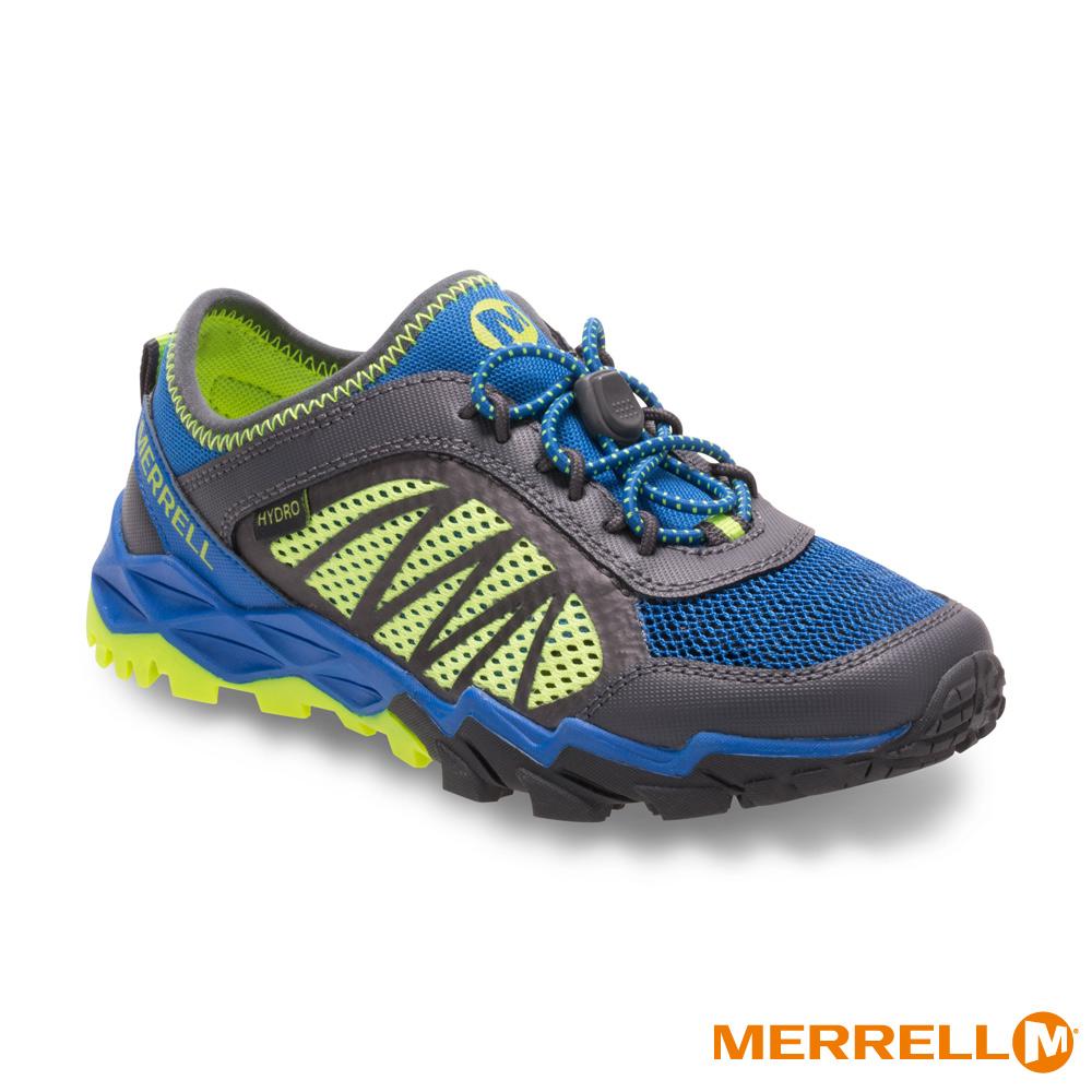 MERRELL HYDRO RUN 2.0 野跑童鞋-藍綠(56506)