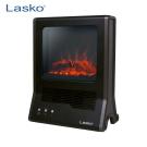 Lasko 美國 StarHeat火焰星 3D仿真火焰壁爐陶瓷電暖器 CA20100TW