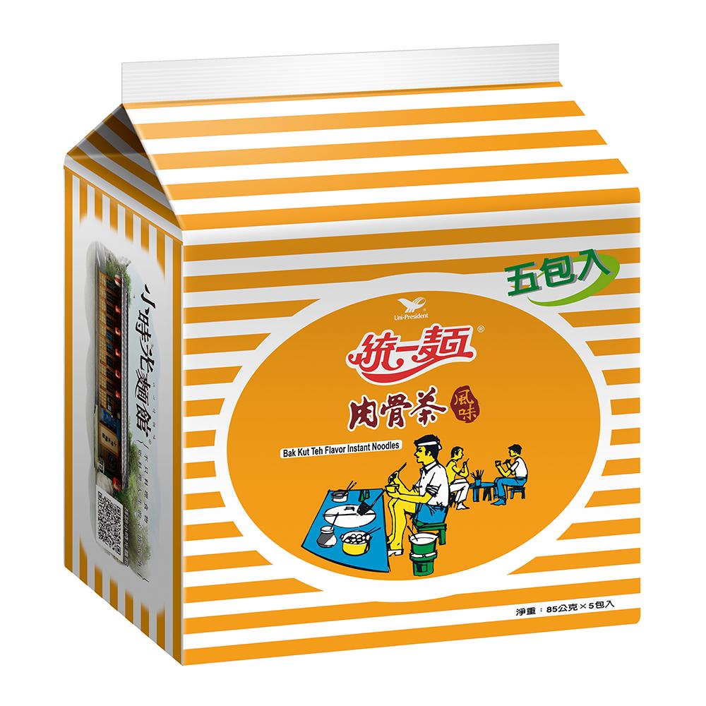 統一麵 肉骨茶風味(5入/袋)