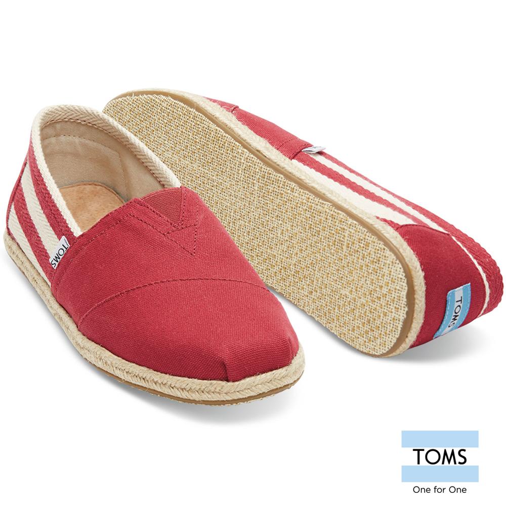 TOMS經典學院懶人鞋-女款