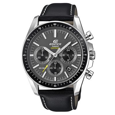 EDIFICE 炸裂時速賽車錶(EFB-570L-1A)-44.7mm