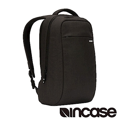 INCASE ICON Lite Pack 15吋 超耐磨舞龍面料筆電後背包 (石墨黑)
