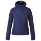 【Berghaus 貝豪斯】女款防風刷毛保暖外套H22FS2藍 product thumbnail 1
