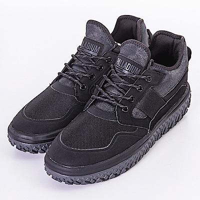 PALLADIUM-男休閒鞋05507008-黑