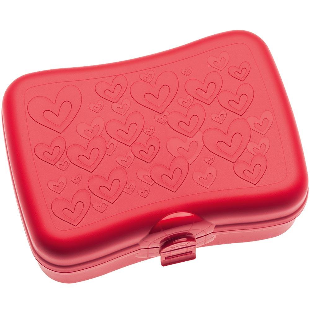 KOZIOL 愛心午餐盒(紅)