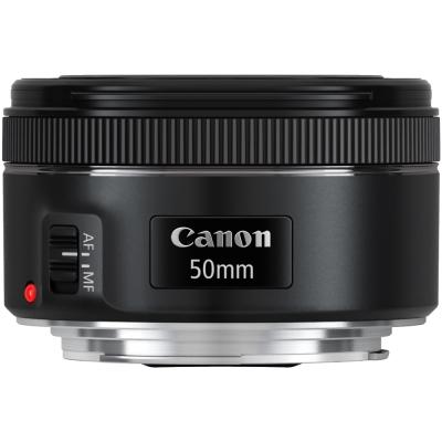 Canon EF 50mm f/1.8 STM 標準鏡頭(公司貨)
