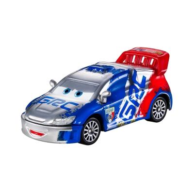 Cars 汽車總動員造型小汽車-Raoul Caroule Vehicle(限量銀色版)
