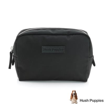 Hush Puppies 化妝包-黑色