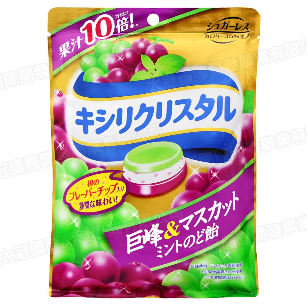 日本  葡萄薄荷喉糖(72g)