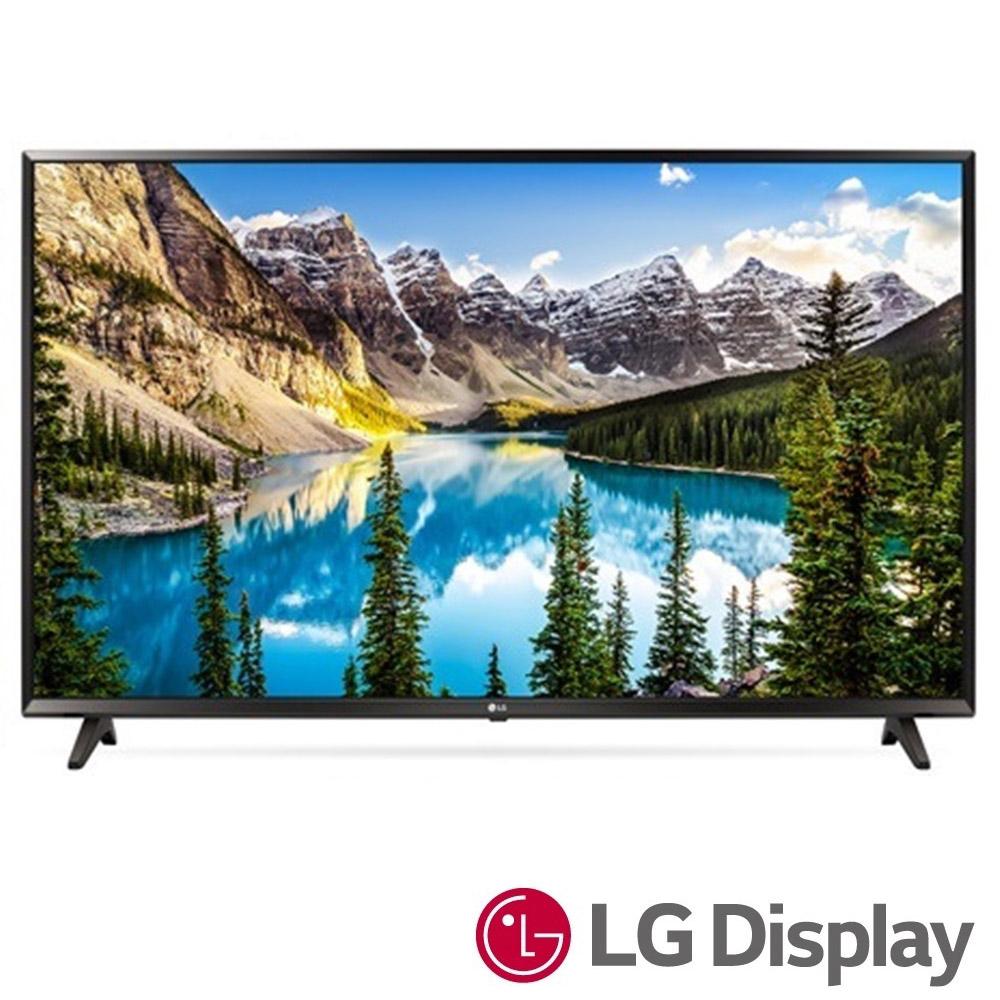 LG樂金49型4K智慧連網液晶電視49UJ630T