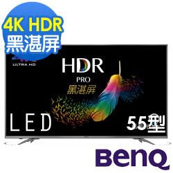 BenQ 55型 4K HDR 連網 護眼電視 55SW700