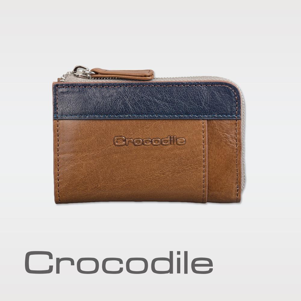Crocodile Naturale系列Easy輕巧零錢包 0103-08104-02