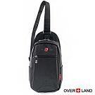 OVERLAND - 美式十字軍 - 簡約設計單肩包 - 3068