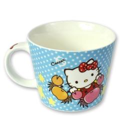 三麗鷗Hello Kitty星座馬克杯-巨蟹座