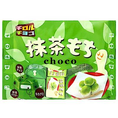 松尾製果 麻糬抹茶巧克力(49g)