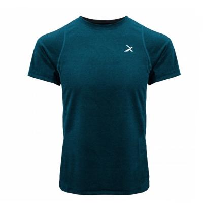 EGXtech EDS-EXT 男款涼感單導排汗短袖(墨綠)
