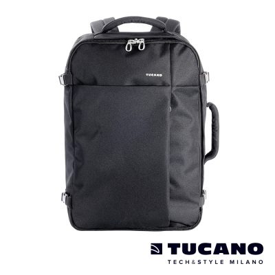 TUCANO TUGO 超大容量旅行後背包(L)-黑