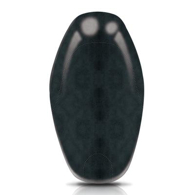 【Cover-U】彩繪機車座墊套-黑色仿牛仔布紋(防燙、防潑水、防盜)