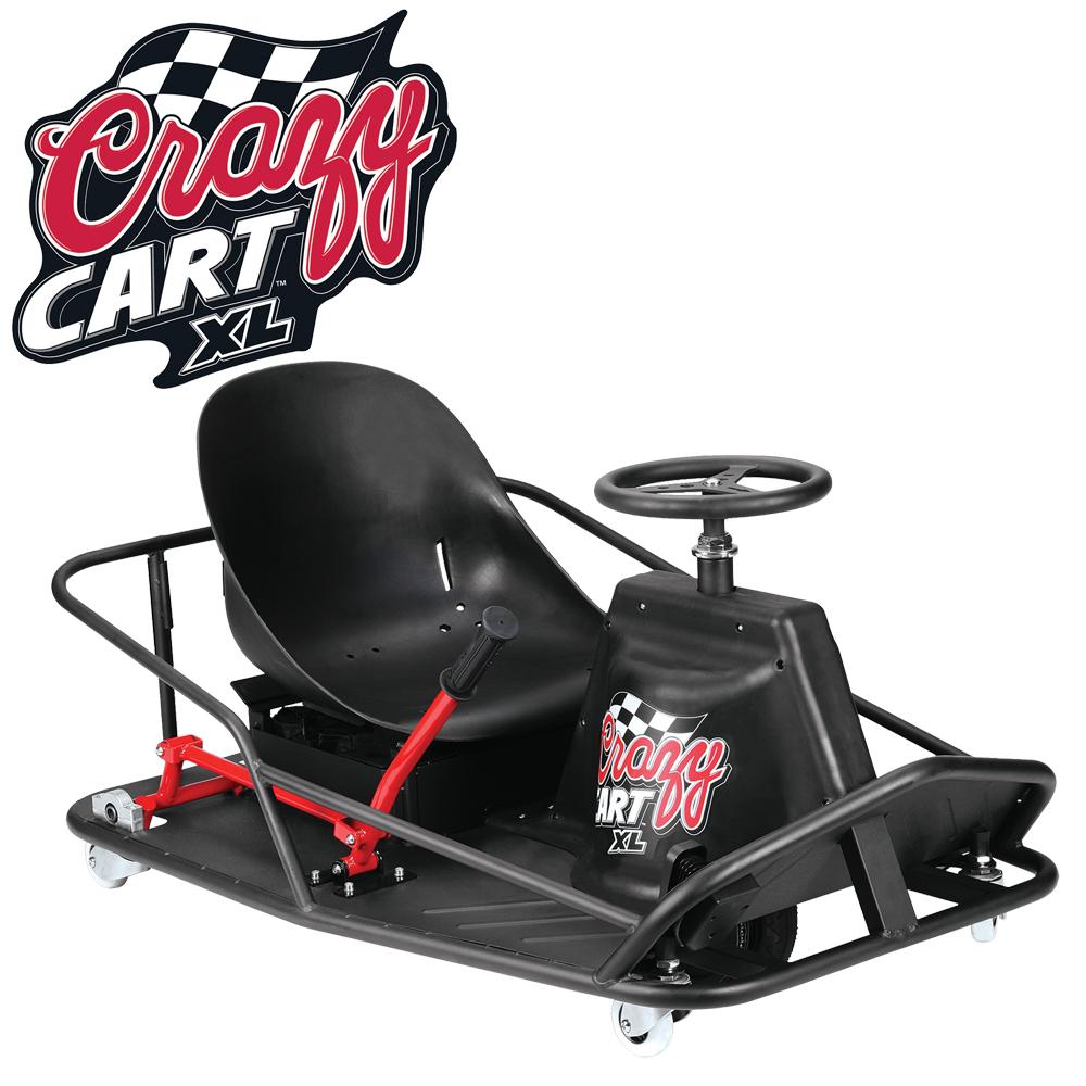 【Razor】Crazy Cart XL爆甩卡丁車 / 甩尾車