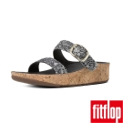 FitFlop STACK SLIDE -黑/白點