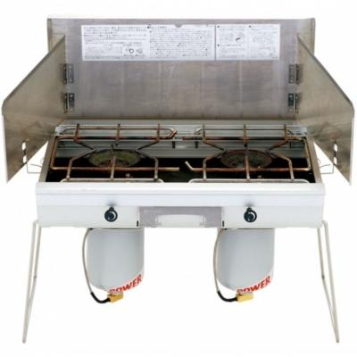 SNOW PEAK GS-230 GP液態瓦斯用雙口爐