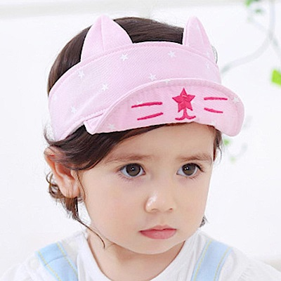 iSFun小兔耳朵 兒童夏季遮陽帽 3色可選