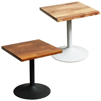 YOI傢俱 工業風洛特方桌(邊桌/咖啡桌/矮桌)44.5x44.5x48cm