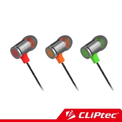 CLiPtec FIRE-BULLET 入耳式電競耳機麥克風