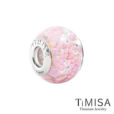 TiMISA 夢幻(11mm)純鈦琉璃 墜飾串珠