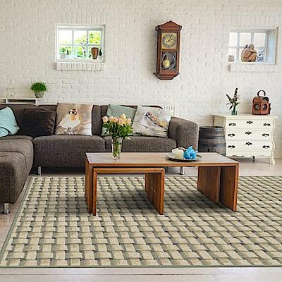 范登伯格 - 波爾 現代絲質地毯 - 編織 (160 x 230cm)