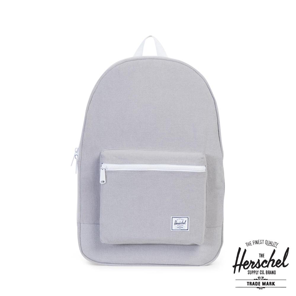 Herschel Daypack 後背包-水洗灰色