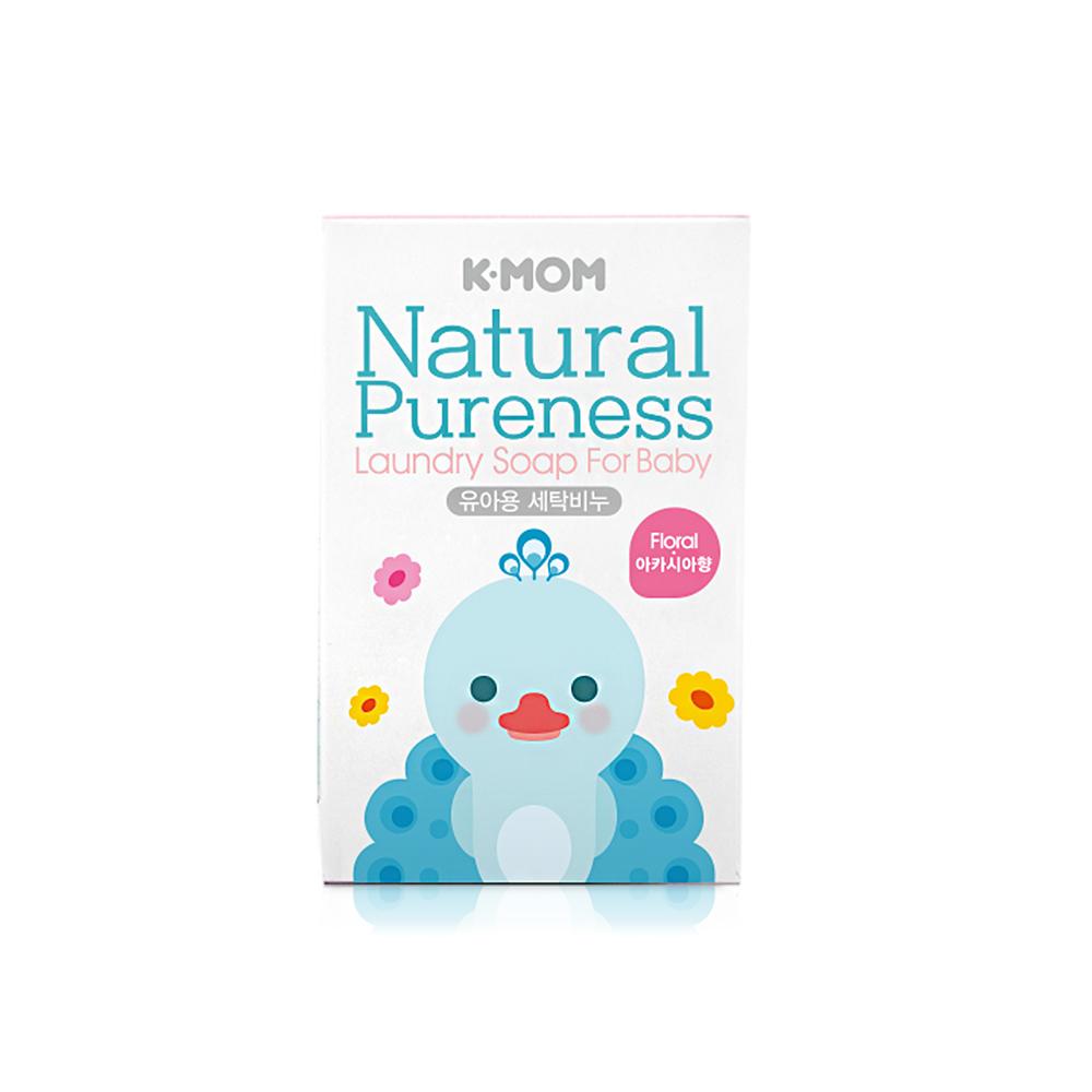 韓國MOTHER-K孔雀純淨洗衣皂(洋槐花香)