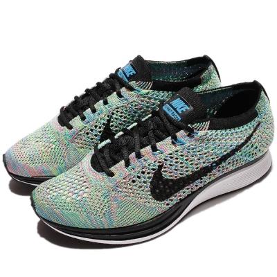 Nike慢跑鞋Flyknit Racer男鞋女鞋