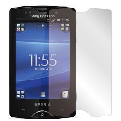 ZIYA SonyEricsson Xperia MiniPro抗刮螢幕保護貼-...