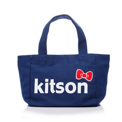 Kitson x Ribbon Hello Kitty M Tote(藍)
