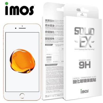 iMOS iPhone 7 5.5吋 9H康寧強化玻璃螢幕保護貼-非滿版