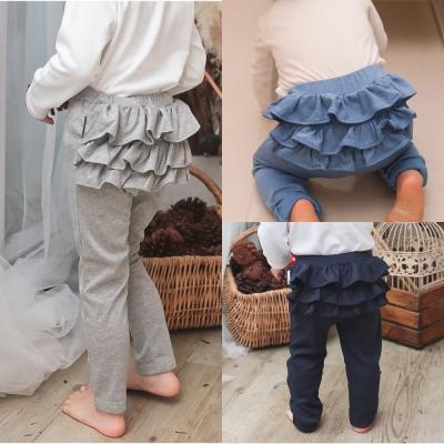 baby童衣 彈力荷葉造型裙褲 70098