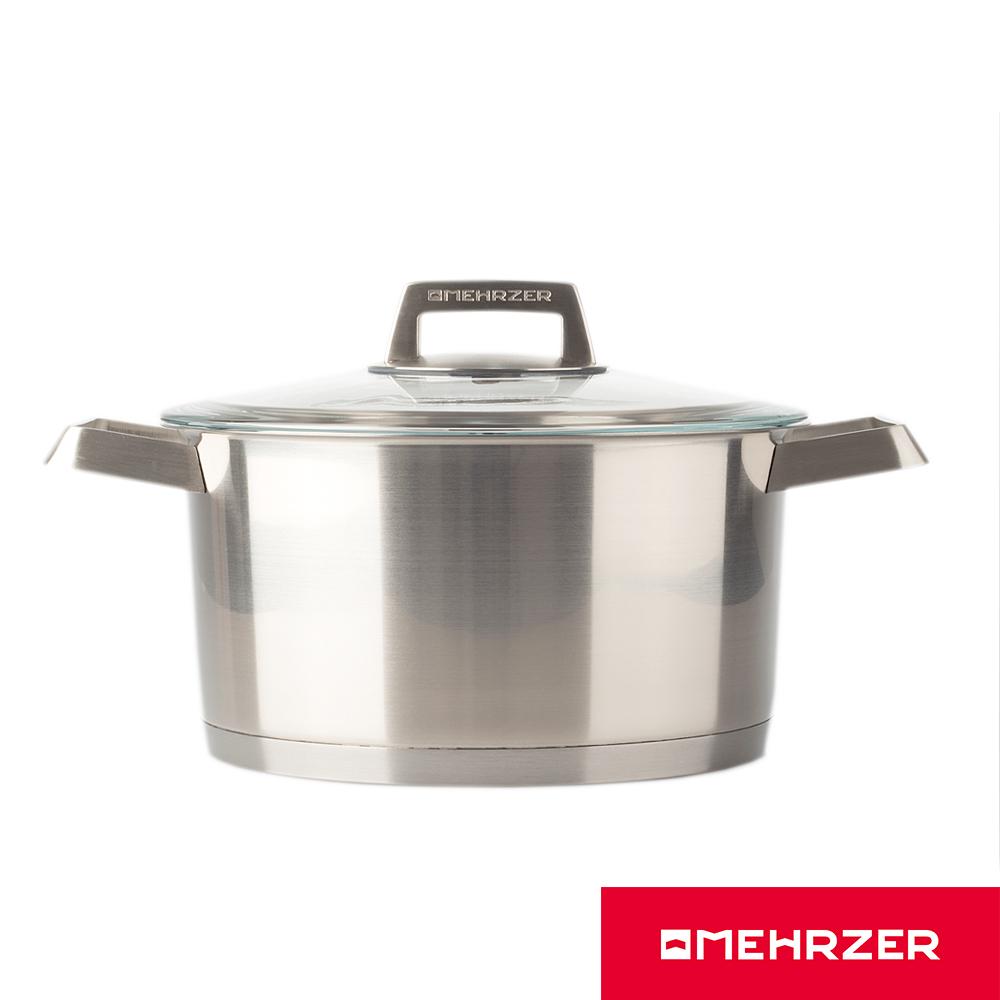 Omehrzer 歐梅樂不鏽鋼湯鍋附蓋24cm