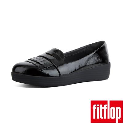FitFlop TM-FRINGEY SNEAKERLOAFER-黑