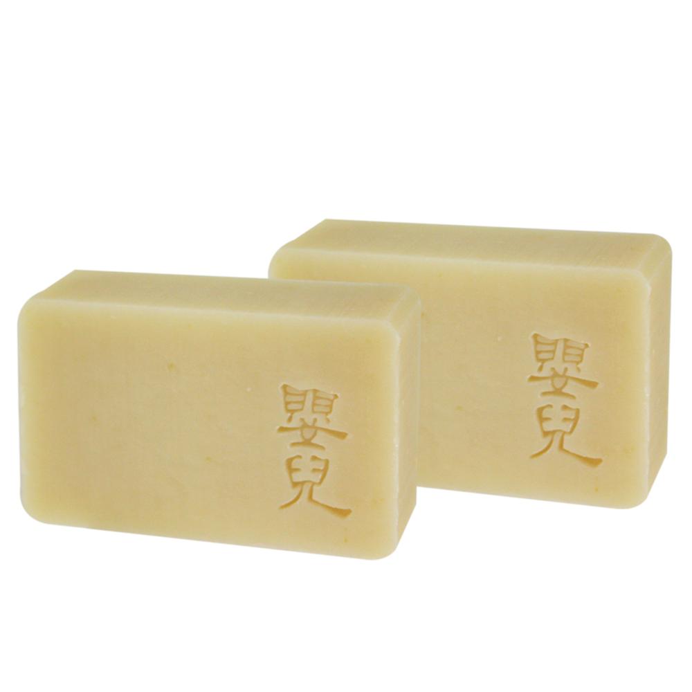文山手作皂-嬰兒嫩膚皂(沐浴用)(100g)X2入組