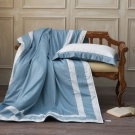 IN HOUSE-SLEEPING BEAUTY-膠原蛋白紗-涼被(藍色-180x210)