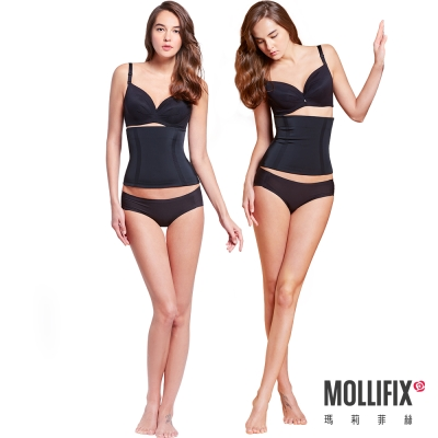 Mollifix瑪莉菲絲 隱形殺手縮腹腰夾2件組