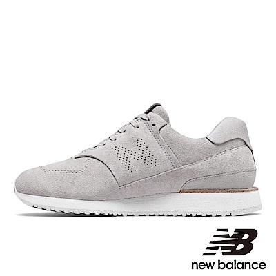NEW BALANCE復古運動鞋-女WL745GY灰色