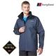 【Berghaus貝豪斯】男款GT防水透氣連帽外套H22MV2碳灰 product thumbnail 2