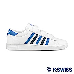 K-SWISS Court Pro II CMF休閒運動鞋-男-白/藍
