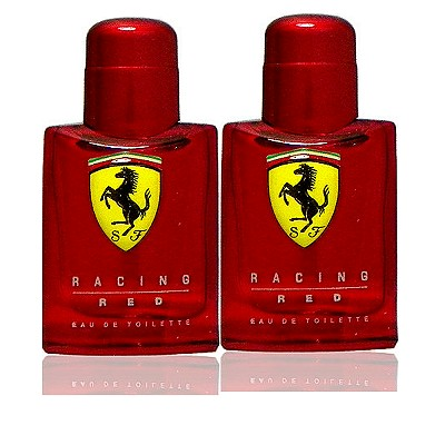 Ferrari Scuderia Racing Red 極限紅淡香水 4ml x2