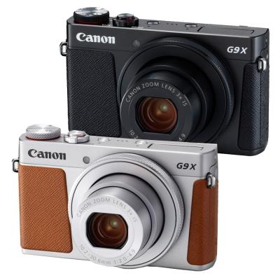 Canon PowerShot G9X Mark II (G9XM2) 復古類單機(公司貨)