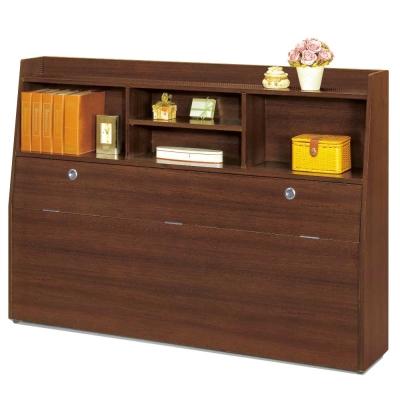 群居空間 歌麗5尺收納床頭箱-三色可選