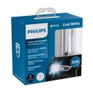 PHILIPS飛利浦6000K HID氙氣車燈D2R D2S(兩入)公司貨-急速配
