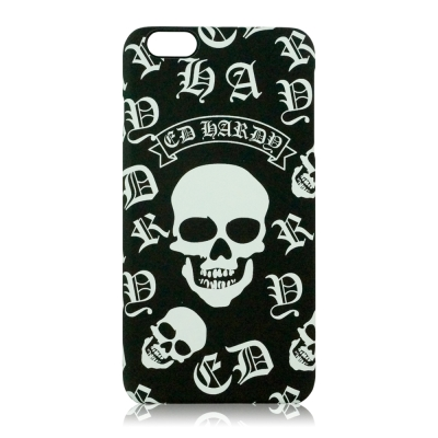 Ed Hardy iPhone 6 / 6s Plus (5.5吋)保護殼-骷髏...